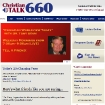 Mediasation - Christian Talk 660 - Home Template (View #2)