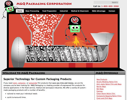 M & Q Packaging - Mediasation - M & Q Packaging: Lead Image